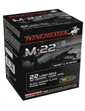 MUNITION M22 - WINCHESTER...